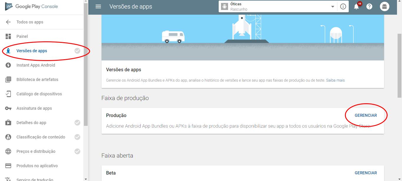Como publicar seu aplicativo na Play Store