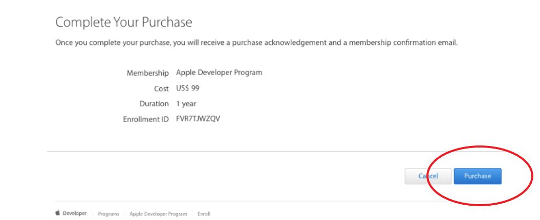 Como criar uma conta de desenvolvedor na App Store?