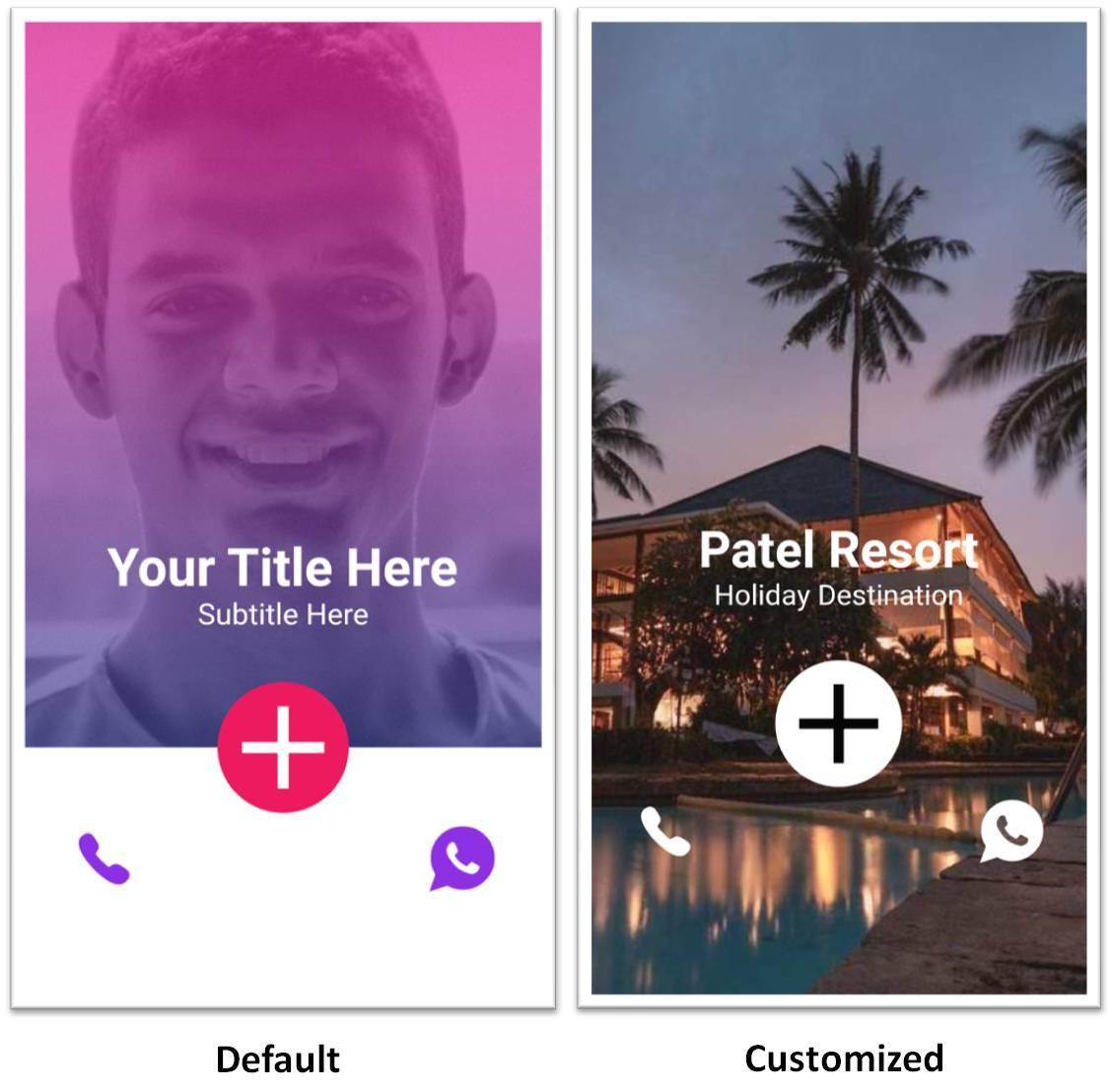 Layout Royal - Mais um incrível e lindo layout para o seu aplicativo
