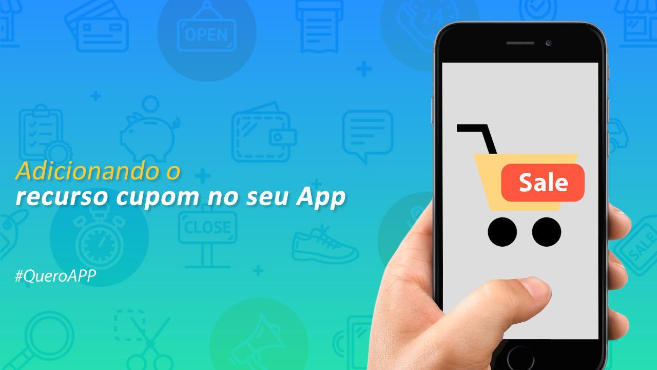 """Adicionando o recurso """"desconto"""" no seu App"""
