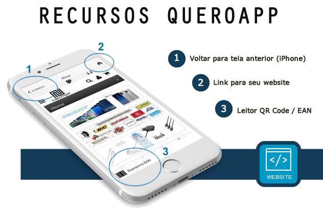 Como exibir sites externos no seu app e utilizar leitor QR Code e EAN?