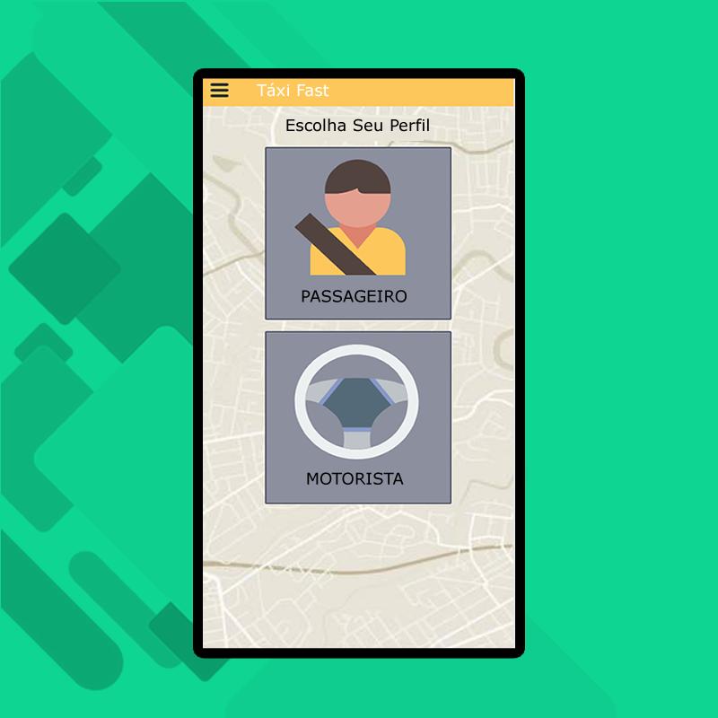 App Uber Táxi - Faça você mesmo seu app de mobilidade