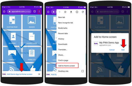 Como transformar seu app em PWA e instalar direto no celular
