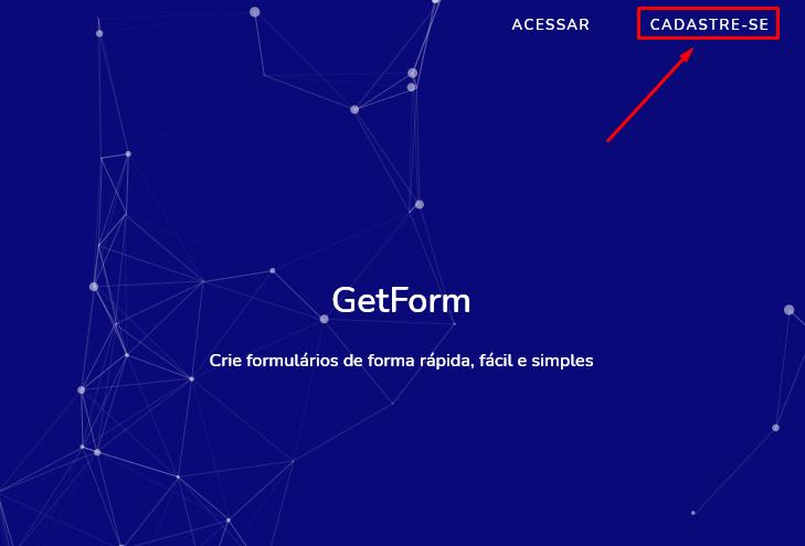Crie formulários simples e avançados para seu app em poucos minutos